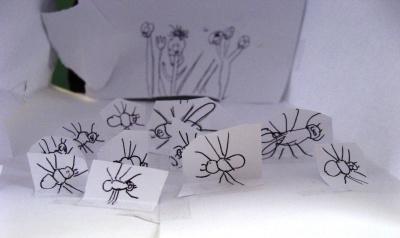Notre fourmili re artificielle notre journal d for Plantes artificielles rennes